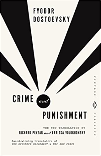 Amazon com: Crime and Punishment: Pevear & Volokhonsky Translation