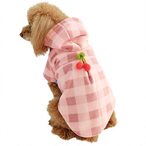Gogoodgo Pet Shirts Super Cute Printed Puppy T Shirt Dogs Clothes Vest Summer Tops Apparel