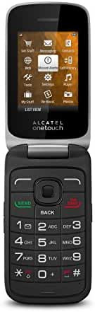 Alcatel OneTouch Fling Black and Silver (Boost Mobile)