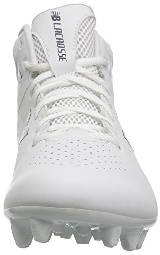 Shoe Rush Lacrosse White New Speed v1 Men's Lacrosse Blue Balance 1w4q0wWap