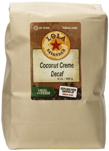 Decaf Coconut - 2