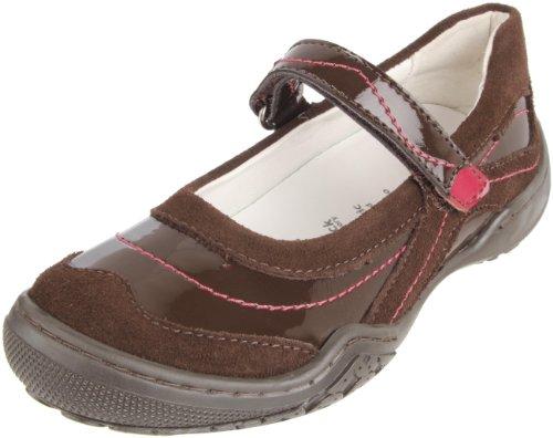 Primigi Sophie E Mary Jane Sneaker (Toddler/Little Kid),T.Moro Patent (5357477),28 EU (10-10.5 M US Toddler)