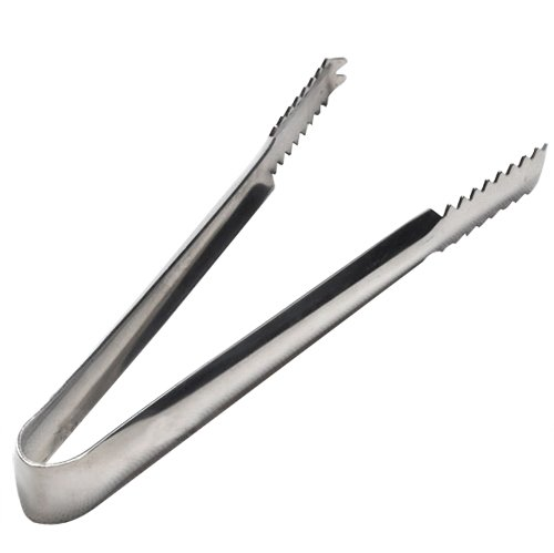 Stainless Steel Tongs - Kitchen Utensil - Tongs for Ice -sweets - bread - buffet party - By TRIXES CC47