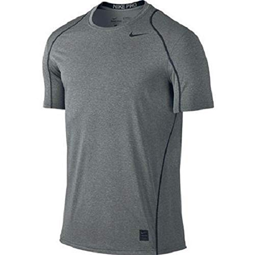 NIKE Men's Pro Fitted Short Slee...