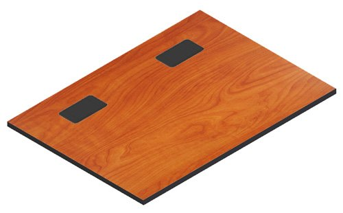 Resistant Worksurface (Spectrum Industries 68201I Double Worksurface)