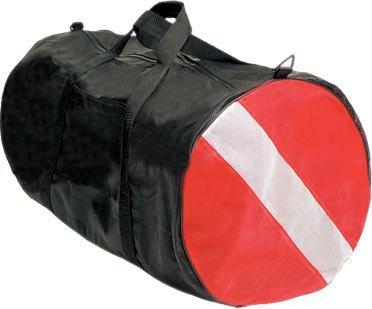 Armor Dive Flag Mesh Duffle Bag with Side Pocket Scuba Dive Diver Diving Snorkel Snorkeling Beach