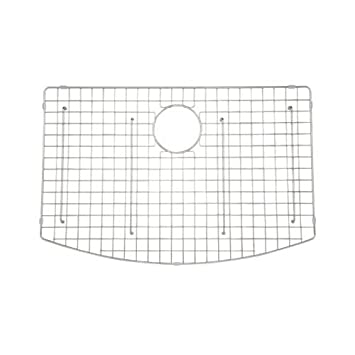 Rohl WSG3021SS Wire Sink Grid For RC3021 Kichen Sink In Stainless Steel