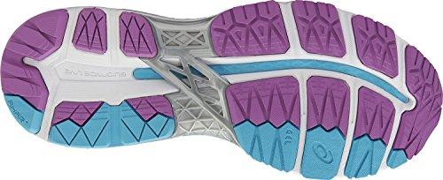Silver Gel Running ASICS 23 Shoe Women's Kayano Aquarium Onyx Tqx510w