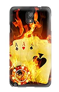 Nora K. Stoddard's Shop 2015 Top Quality Rugged Poker Case Cover For Galaxy Note 3