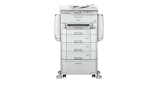 Epson Workforce Pro WF-R8590 D3TWFC Inyección de Tinta 24 ppm 4800 x 1200 dpi A3+ WiFi - Impresora multifunción (Inyección de Tinta, Impresión a Color, 4800 x 1200 dpi, Copia a Color,