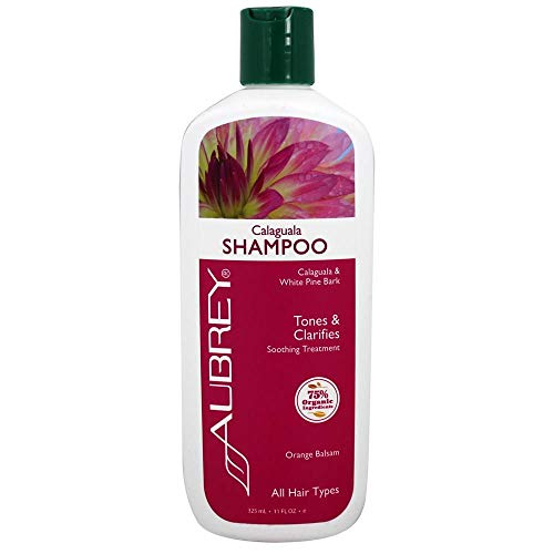 AUBREY Calaguala Scalp Shampoo, 11 OZ