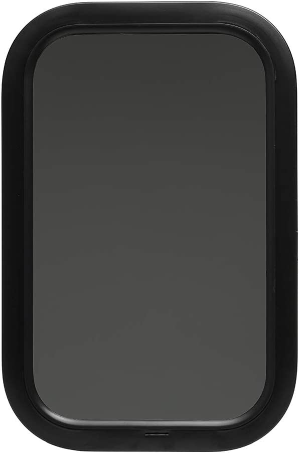 ToughGrade Black RV Window Includes Mounting Ring