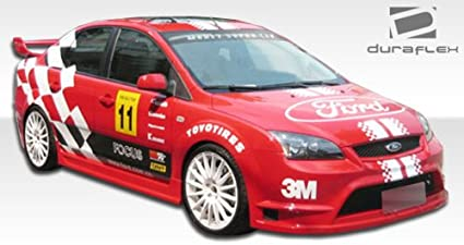 Amazon com: 2005-2007 Ford Focus ZX3 ZX5 Duraflex GT300 Body