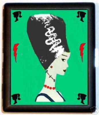 Frank Goth Bad Girl ID/Biz card/Cigarette - Bad Goth