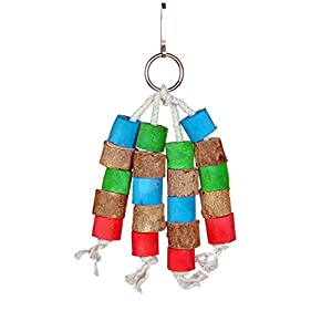 KSK Wooden Chewing Toy for Bird