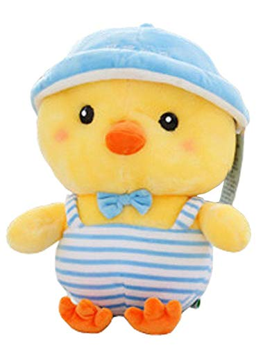 Yellow Chicken Boy Doll Creative Pillow-Plush Toys Birthday Gifts 35cm by Generic