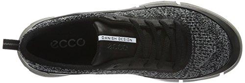 Concrete Black Sneaker Fashion Women's Ecco Intrinsic Knit wfXYgPq