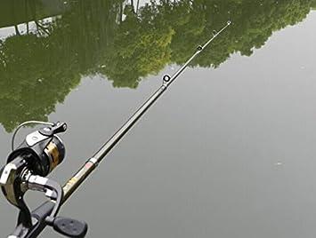 LMEIQUN Size : 2.1 m Ca/ña de Pescar telesc/ópica Carpa Spinning Ca/ña de Pescar R/ío//Lago Ca/ña de Pescar Peces Pesca 2.1 m 2.4 m 2.7 m 3.0 m 3.6 m