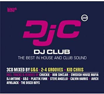 DJ CLUB BEST IN HOUSE & CLUB SOUND - Vol  3-DJ Club Best in House