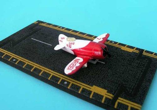 Great Planes Gee Bee - Hot Wings Gee Bee Racer