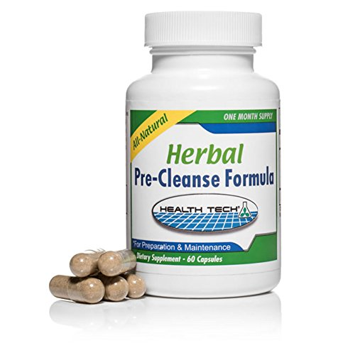 Health Herbal Formula (Herbal Pre-Cleanse Formula)