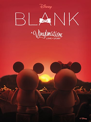 Blank  A Vinylmation Love Story  Short