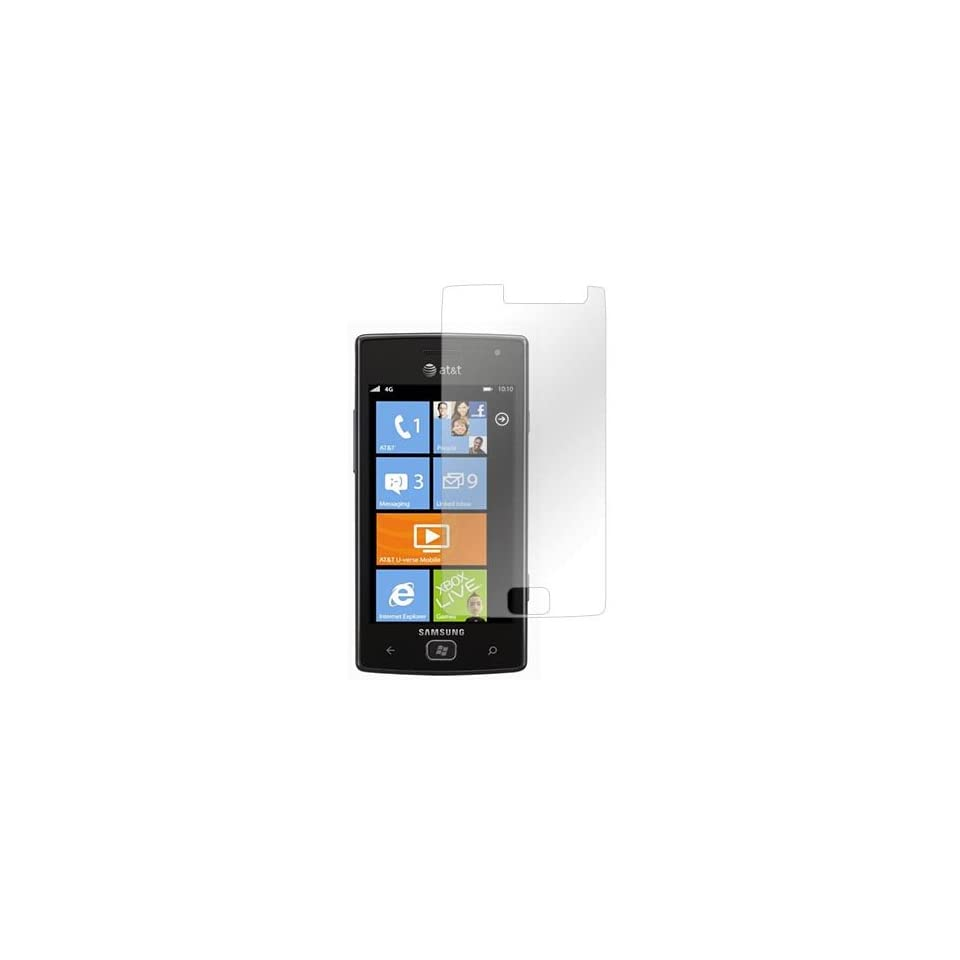 For Samsung Focus Flash i677 Anti Glare LCD Screen