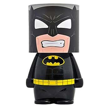 Look A Lite G15887 - Lámpara, diseño Batman, 25 cm Bombilla LED