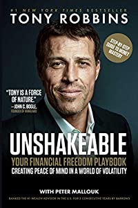 Paperback Unshakeable: Your Financial Freedom Playbook Book