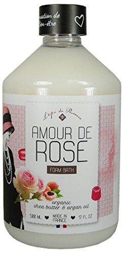 Amour de France by L'epi de Provence - Amour de Rose Foam -