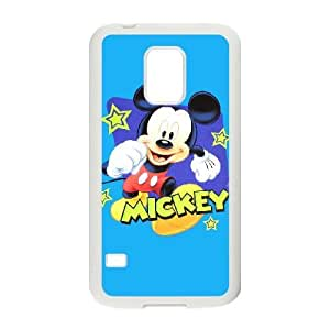 Generic Design Back Case Cover Samsung Galaxy S5 Mini White Mickey Mouse Ycebq Plastic Cases