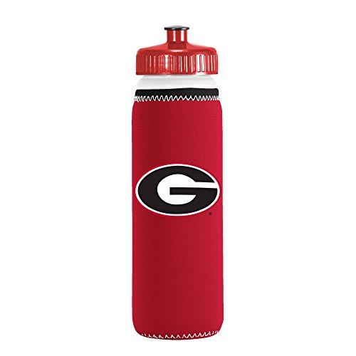 Red Team Logo Neoprene Bottle - 8