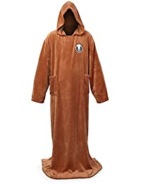 Exclusive Star Wars Jedi Robe Sleeved Blanket One Size