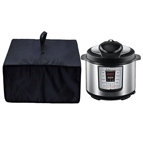 Amerzam Heavy Duty Antistatic Heat-Resistant Waterproof Nylon Fabric Rice Cooker Dust Cover Case Protections Protector for Rice Cookers/Soup Pot/Pressure Cooker (Appliance Dust Covers compare prices)