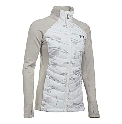 2a3f83c91e6f0 Amazon.com: Under Armour Women`s Artemis Hybrid Hunting Jacket, M, RIDGE  REAPER SNOW: Sports & Outdoors