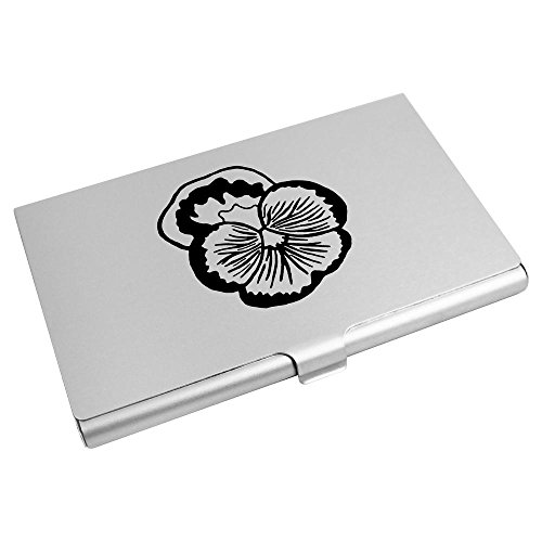 Credit Business Wallet CH00007900 Flower' Card 'Pansy Card Azeeda Holder qpBwXRnx
