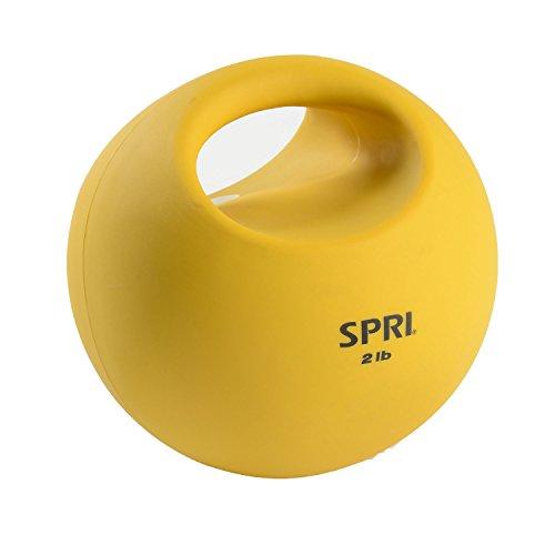 SPRI Single Handle Xerball Medicine