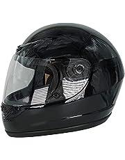 TAOMOTOR HY-901 Helmets Motorcycle Full Face Helmet, D.O.T Certified Approved, Detachable cheek pads