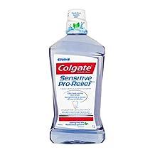 Colgate Sensitive Pro Relief Mouthwash Soothing Fresh Mint, 1000ml