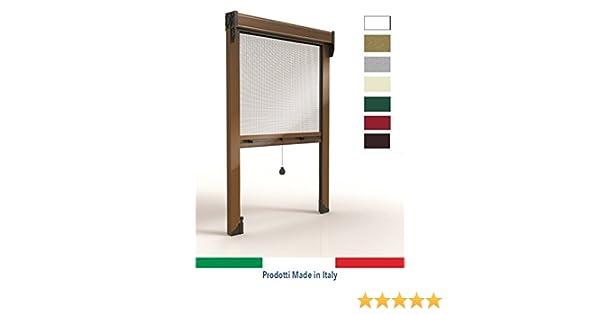 OR Tende - Mosquitera vertical para ventana de aluminio, de muelle ...