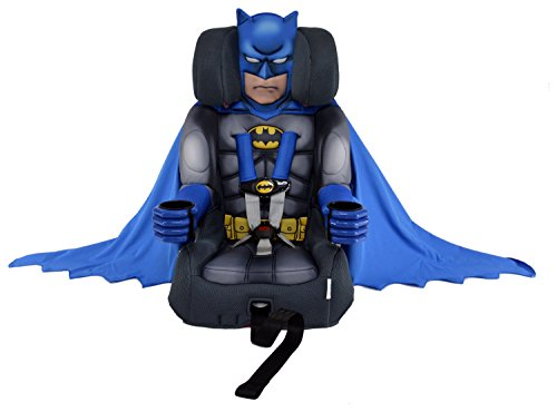 Seat Car Booster Combination - WB KidsEmbrace Combination Toddler Harness Booster Car Seat, Batman Deluxe