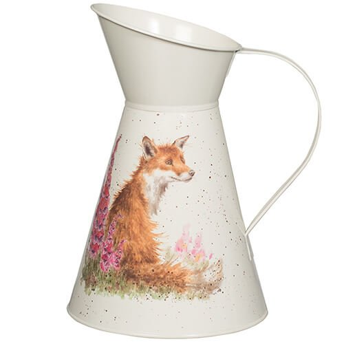 Foxgloves Flower Jug - Wrendale Designs (TN016) ROYAL WORCESTER