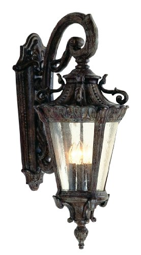 Trans Globe Lighting 4841 PA Outdoor Heritage 28.5