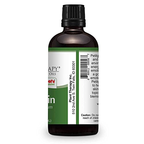 Plant Therapy Petitgrain Essential Oil 100 mL (3.3 oz) 100% Pure, Undiluted, Therapeutic Grade by Plant Therapy (Image #4)