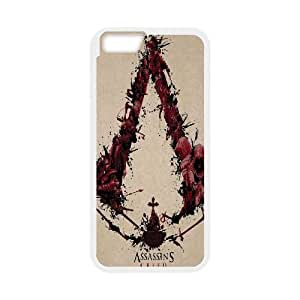 """diy Custom Cell Phone Case for iPhone6 plus 5.5"""" - Assassins Creed Logo case 5"""