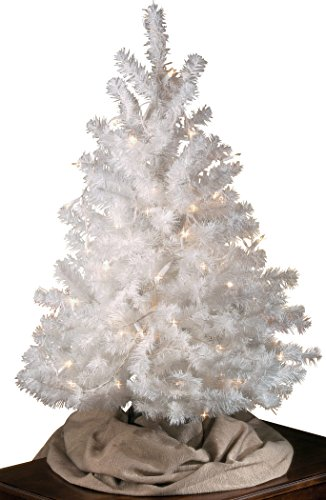 (3' White All Seasons Tree by Northwoods)