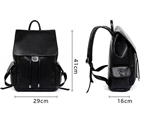 Leisure Backpack Business Black Bag Laidaye Multi purpose Men Travel Computer Shoulder 4XxF5w