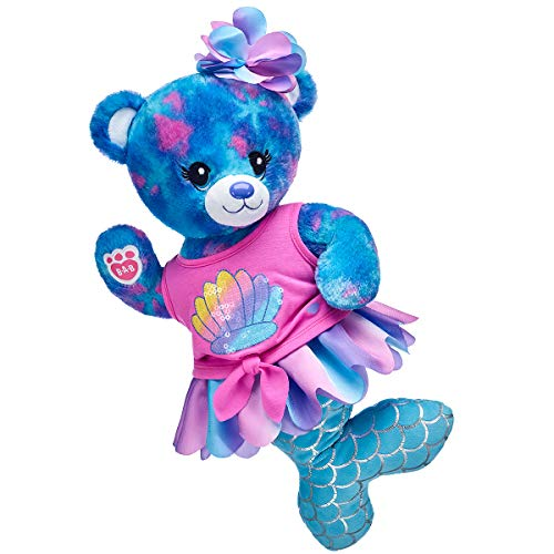 Build A Bear Workshop Mermaid Bear Gift Set, 17 -