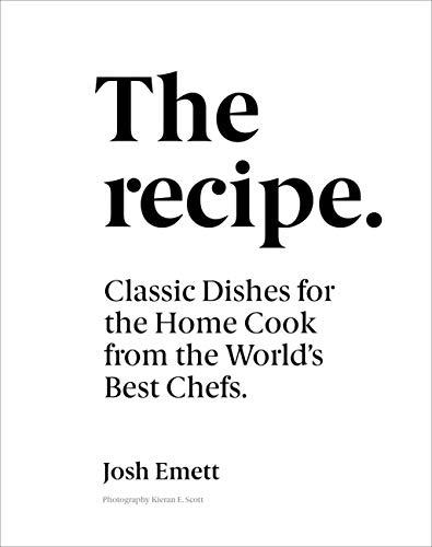 The Recipe by Josh Emett