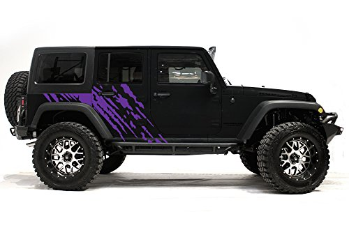 Jeep Wrangler 2007-2016 4-Door